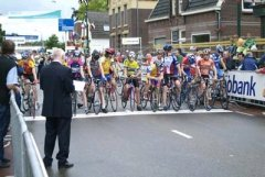 Start van de Ronde van Boxmeer in 2005