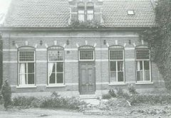Het Pyjama House in 1944