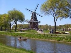 City of Holland: De Zwaan