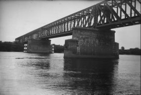 De Edithbrug in 1927