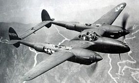 P-38, Lockeehd Lightning