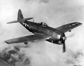 Republic P47 Thunderbolt