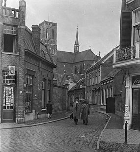 Oss, Monsterstraat c. 1935