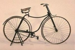 de safety-bicycle