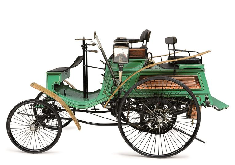 Benz Velo Comfortable uit de collectie Louwman