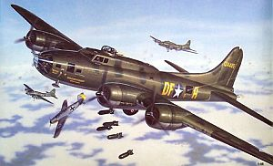 B17-F Flying-Fortress